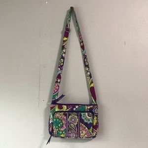 NEVER USED Vera Bradley purse AND wallet